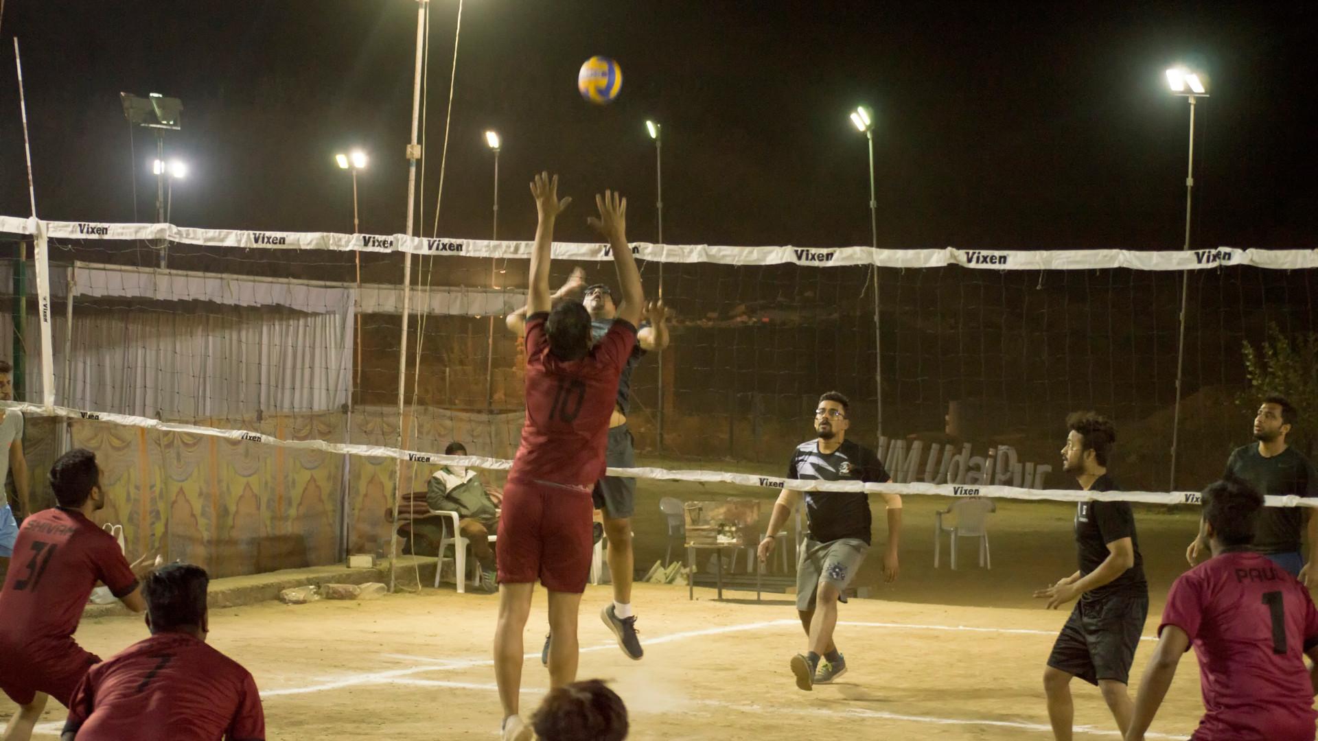 IIMU_Utkrisht_Volleyball