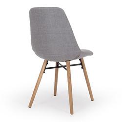 SAL - Mesa Dining Chair LIGHT GREY