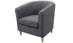 FC - Ashley Tub Chair - Grey