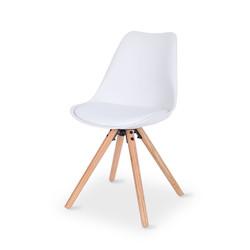 SAL - Orbit Dining Chair WHITE