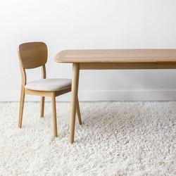 SAL - Oslo Panel Back Chair