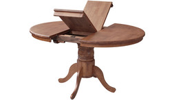 FC - Mustang Dining Table - Round Extending