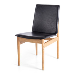 SAL - Parker Dining Chair Black