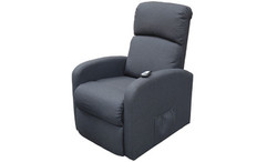 FC - Bradman Lifter Chair - Charcoal Fabric