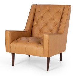 SAL - Winston Armchair in Charme Russett