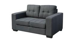 FC - Jericho Sofa - 2 Seater Charcoal
