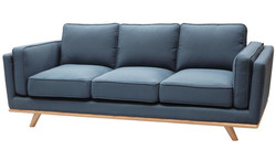 FC - Tasman Sofa 3 Seater - Blue