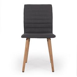 SAL - LIVA Dining Chair Dark Grey