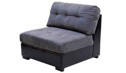 FC - Detroit Armless Chair - Fabric