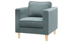 FC - Romano Chair - Denim (Light legs)