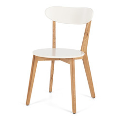 SAL - Radius Chair White