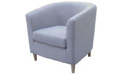 FC - Ashley Tub Chair - Taupe