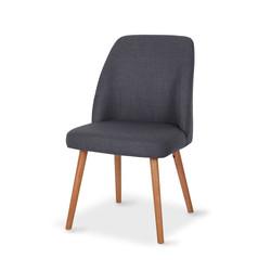 SAL - Melle Dining Chair DARK GREY
