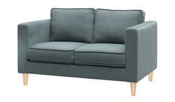 FC - Romano Sofa 2 Seater - Denim (Light legs)