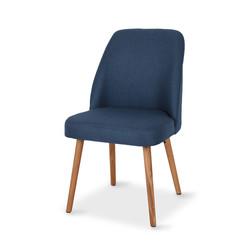 SAL - Melle Dining Chair DARK BLUE