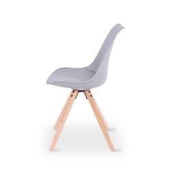 SAL - Orbit Dining Chair GREY