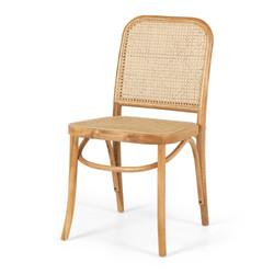 SAL - Matai Oak Chair Rattan Seat