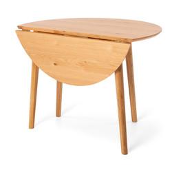SAL - Nordik Dropleaf Table 100rd