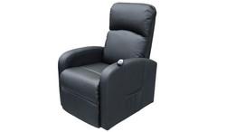 FC - Bradman Lifter Chair - Black PU