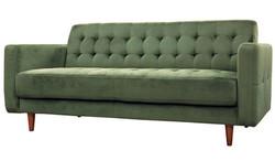 FC - Jensen Sofa - 3 Seater Green
