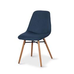 SAL - Mesa Dining Chair DARK BLUE