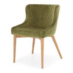 SAL - Paris Dining Chair GREENERY Velvet