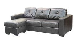 FC - Jericho Chaise - Bonded Leather