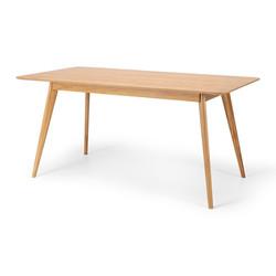 SAL - Radius Dining Table 160x80 (Oak Top)