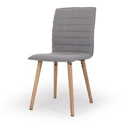 SAL - LIVA Dining Chair Light Grey