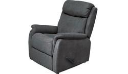 FC - Oxford Recliner Chair - Dark Grey