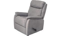 FC - Oxford Recliner Chair - Light Grey