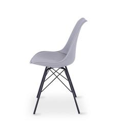 SAL - Rake Dining Chair GREY