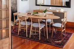SAL - Olsen Oval Dining Table 200x100