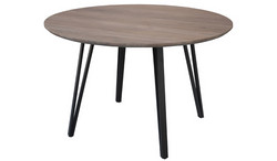 FC - Nevada Dining Table - Round Ash