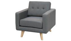 FC - Karina Chair - Dark Grey