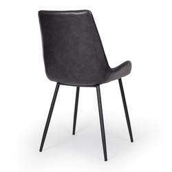 SAL - Vintage Chair BLACK PU