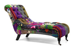 SAL - Patchwork Chaise