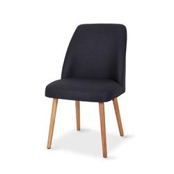 SAL - Melle Dining Chair BLACK