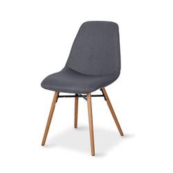 SAL - Mesa Dining Chair DARK GREY