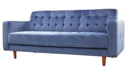 FC - Jensen Sofa - 3 Seater Blue
