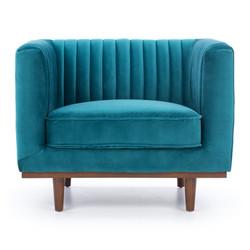 SAL - Madison Armchair Daintree Velvet