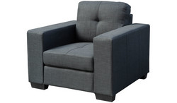 FC - Jericho Chair - Charcoal