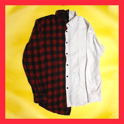 half andhalf shirt