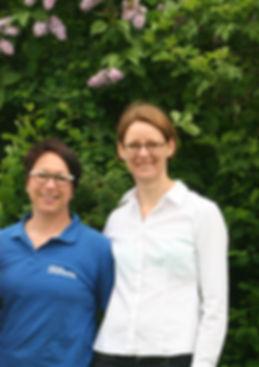 Ihre Ansprechpartnerinnen bei der Krankenpflege Aarbergen-Hohenstein