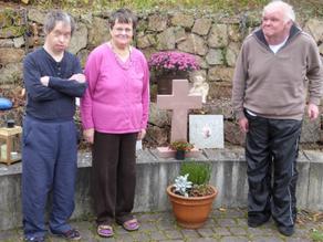 In Gedenken – Ein Platz zum Trauern, vor allem ein Ort des Erinnerns