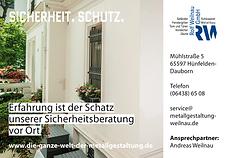 www.metallgestaltung-weilnau.de - Erfahrung ist der Schatz unserer Sicherheitsberatung vor Ort.