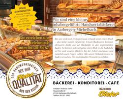 POWERREGION Aar - Bäckerei Siefer