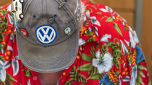 Strahlkraft für die ganze Region -  VW-Veteranentreffen der Familie Lottermann