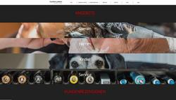 Webseite Haarkompetenz am Amthof