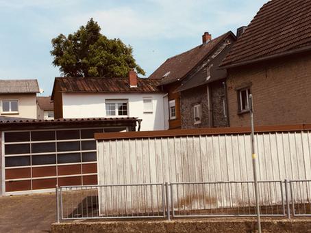 Inklusionshaus Dorfmitte in Waldernbach startete mit einem Abrissfest